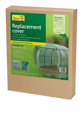 Replacement Cover Poly Tunnel
