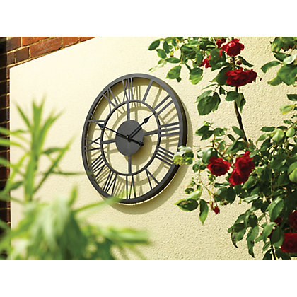 Image for Roman Numeral Clock - 34cm from StoreName