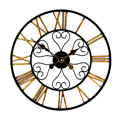 Image for Hamilton Roman Numeral Clock 50cm from StoreName