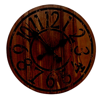 Image for Saloon Clock from StoreName