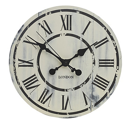 Image for Driftwood Clock from StoreName