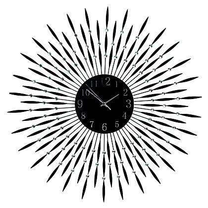 Image for Feather Clock from StoreName