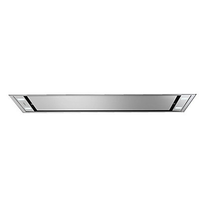 Image for Stella Ceiling Cooker Hood with Slim Motor- Stainless Steel from StoreName