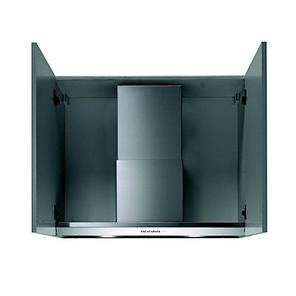Image for Virgola Stainless Steel Built-in Cooker Hood - 120cm from StoreName