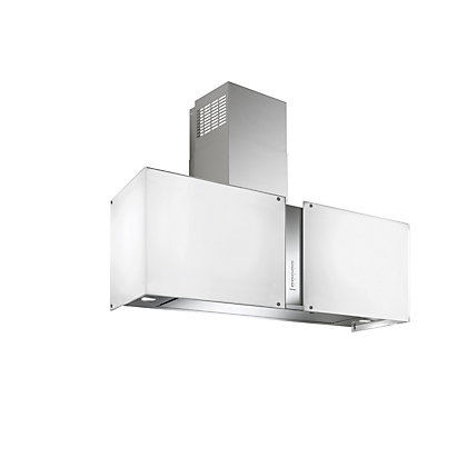 Image for Maia Feature Island Mounted Cooker Hood - 67cm from StoreName