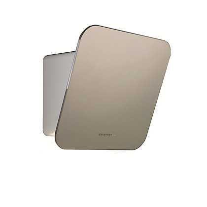 Image for Falmec Tab Wall Mounted Hood - 60cm - Champagne from StoreName
