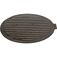 Outback Cast Iron BBQ Griddle Plate