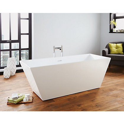 Image for Geometric Freestanding Bath from StoreName