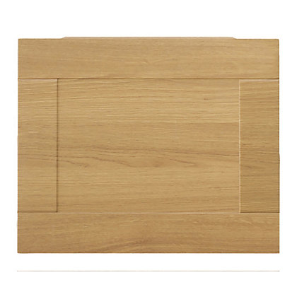 Image for Winslow Shaker Bath Panel 750 End - Oak from StoreName