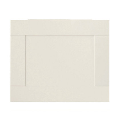 Image for Henley Shaker Bath End Panel - 750mm - Ivory from StoreName