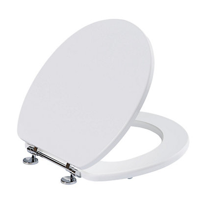 Image for Winslow Toilet Seat White from StoreName
