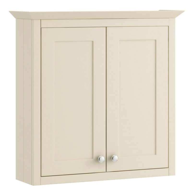 Schreiber sage bathroom wall cabinet for Homebase kitchen cabinets