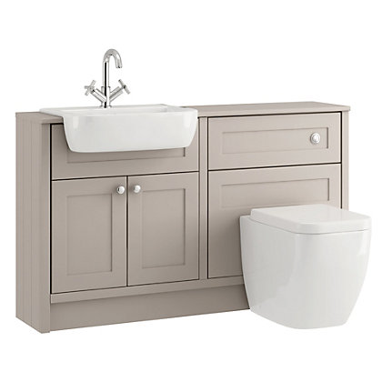 schreiber vanity cabinet and wc base unit breeze