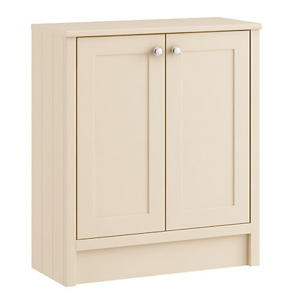 Image for Schreiber Double Base Cabinet - Linen from StoreName