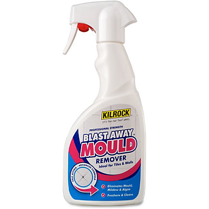 Image for Kilrock Blast Away Mould Remover Spray from StoreName