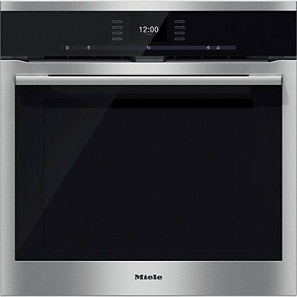 Image for Miele H6560BP Pyrolytic Oven from StoreName