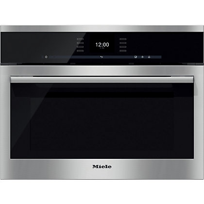 Image for Miele DGC6500 XL SensorTronic Compact Combination Steam Oven from StoreName