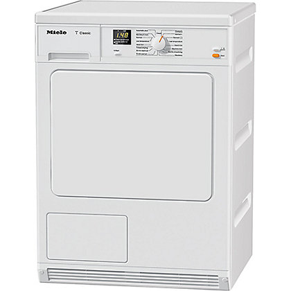 Image for Miele TDA140C Condenser Dryer - White from StoreName