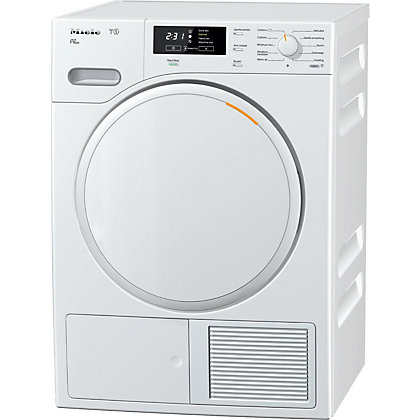 Image for Miele TMB540 WP Heat Pump Dryer - White from StoreName