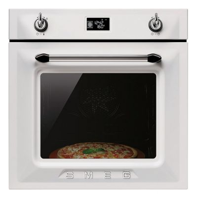 Image of Smeg SF6922BPZ Victoria Multifunction Oven - White - 60cm