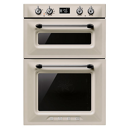 Image for Smeg Victoria Double Oven - 60cm - Cream from StoreName