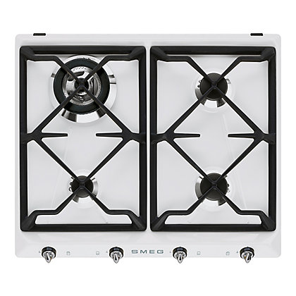 Image for Smeg Victoria Gas Hob - 60cm - Stainless Steel from StoreName