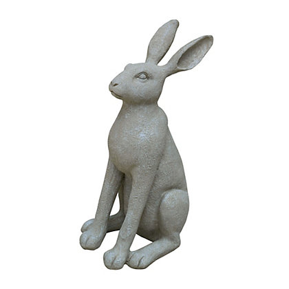 Image for Retreat Moongazing Hare Garden Ornament from StoreName