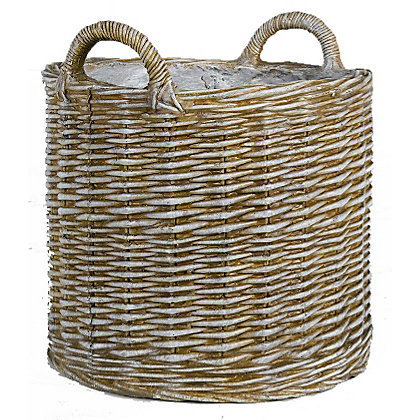 Image for Basket Planter - 36cm from StoreName