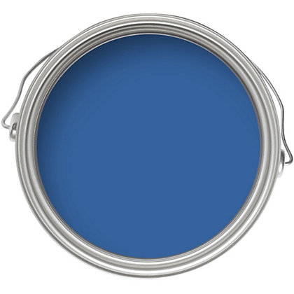 Image for Home of Colour Lapis Blue - Matt Emulsion Paint - 2.5L from StoreName