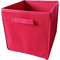 Non-Woven Storage Box - Red