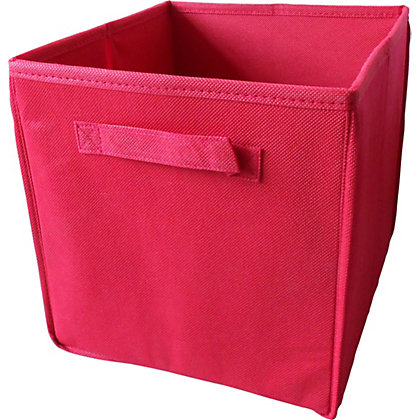 Image for Non-Woven Storage Box - Red from StoreName