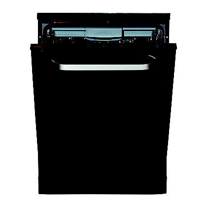 Image for CDA WF610BL Freestanding Dishwasher - Black from StoreName