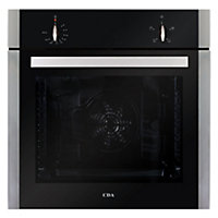 CDA SK110SS Large Single Oven -595mm