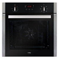 CDA SK310SS Large Single Oven - 595mm