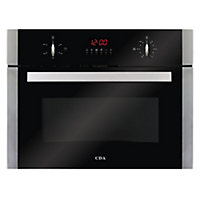 CDA VK701SS Compact Steam Oven & Grill