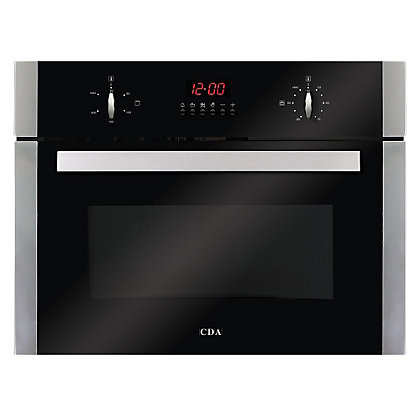Image for CDA VK701SS Compact Steam Oven & Grill from StoreName