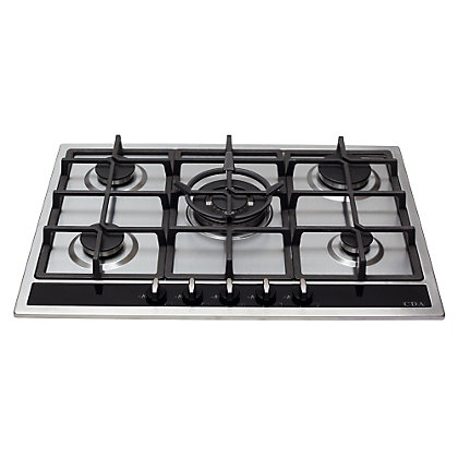 Image for CDA HG7350SS 5 Burner Gas Hob from StoreName