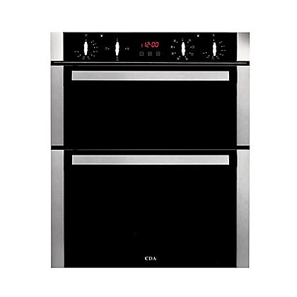 Image for CDA DK751SS Built-under Double Oven from StoreName