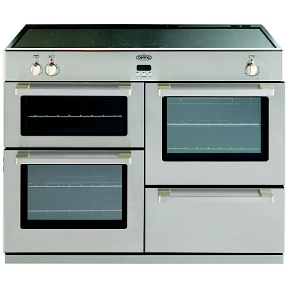 Image for Belling DB4 110Ei Induction Range Cooker - 110cm - Stainless Steel from StoreName