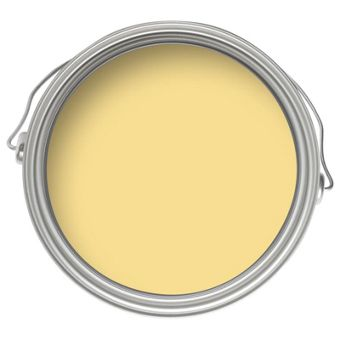 Metal surface paint for Eggshell yellow paint