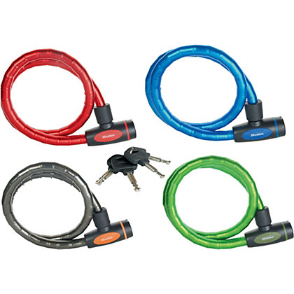 Image for Master Lock Armoured Cable Lock - 1m x 18mm from StoreName