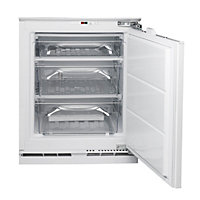 Hotpoint Aquarius HZ A1. Integrated Freezer - White