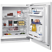 Hotpoint HL A1.UK Integrated Fridge - White