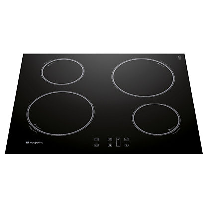 Image for Hotpoint Signature CIS640 Induction Hob - Black from StoreName