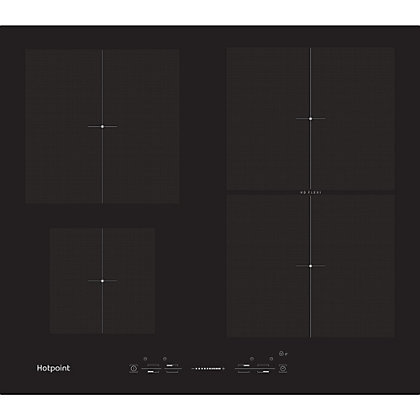 Image for Hotpoint Luce CIS641 FB Induction Hob - Black from StoreName