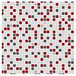 Contour Checker Red Wallpaper