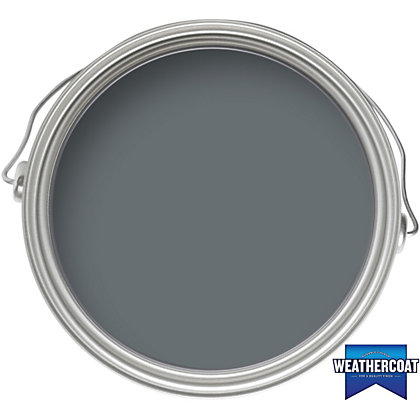 Image for Homebase Weathercoat Dark Grey - Primer Undercoat - 2.5L from StoreName