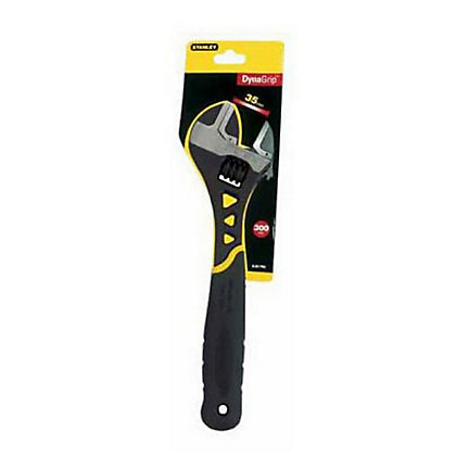 Image for Stanley DynaGrip Adjustable Wrench - 254mm from StoreName
