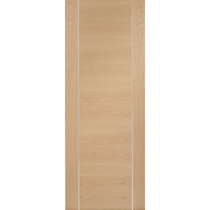 Image for Sudbury Oak Finish Internal Door - 610mm Wide from StoreName