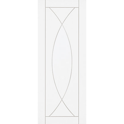 Image for Havant Primed White Internal Door - 610mm Wide from StoreName